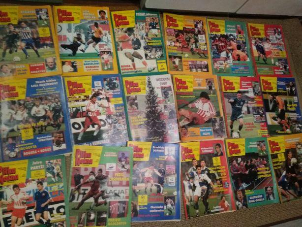 Czasopisma Piłka Nożna , Piłka nożna plus lata 90, 94 -98