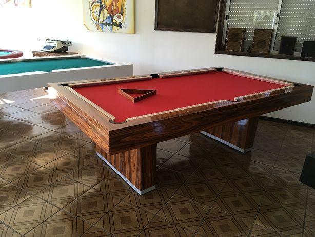 Snooker - Bilhar Moderno - Fabricantes desde 1977