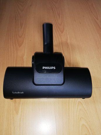 Turboszczotka podłogowa PHILIPS TurboBrush, szczotka, ssawka, nasadka