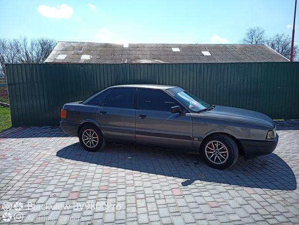 Продам Audi 80 Quattro (полный привод)