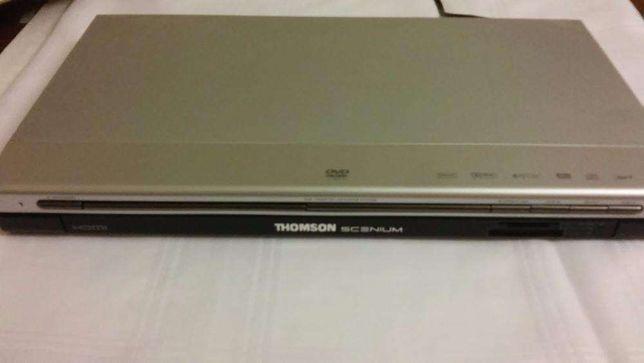 Odtwarzacz DVD THOMSON Scenium DTH 255E HDMI