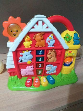 Farma zabawka interaktywna