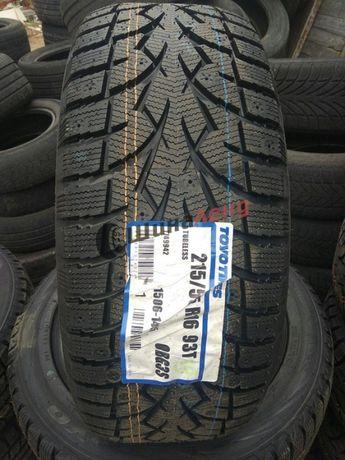Зимние шины 215/55 R16 Toyo G3-Ice - ЯПОНИЯ, РАССРОЧКА 0%, НП -30%