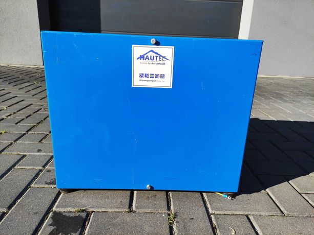 Pompa ciepła HAUTEC 2,4KW kostka monoblok