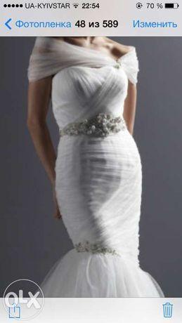 Продам свадебное платье Justin Alexander