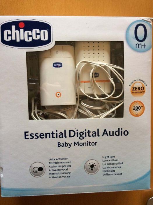 Intercomunicador para bebé (alcance 200 mt)