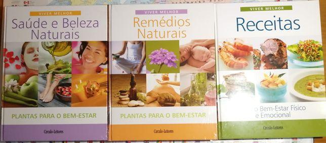 Livros Plantas para o bem-estar Círculo de leitores