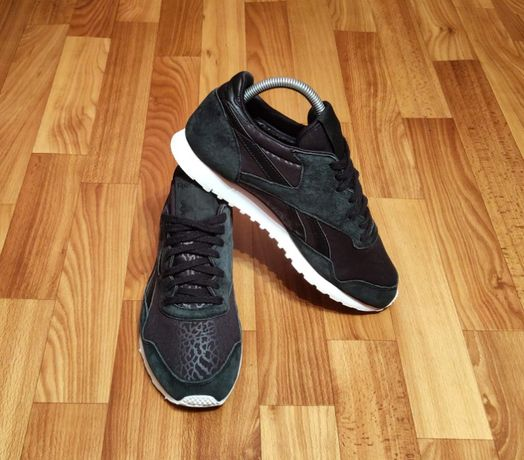 Кроссовки reebok paris runner gallery ii (25,2 см)