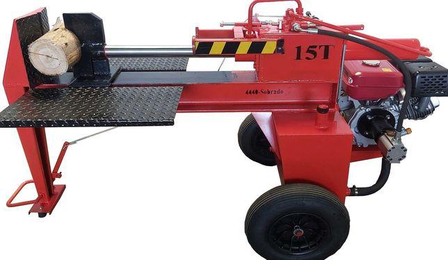 Rachador de Lenha 15T Gasolina horizontal