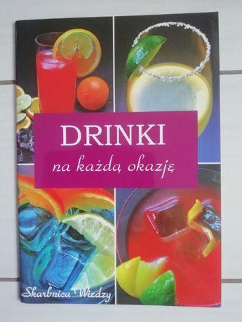 Drinki na każdą okazję książka