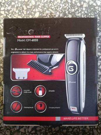 Машинка для стрижки волос Gemei GM-6050 аккумулятор