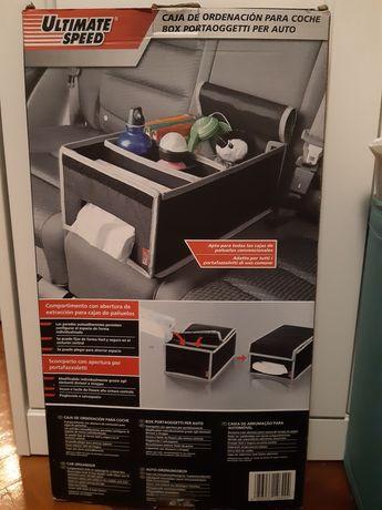 Caixa de Arrumação/ Base de Assento Carro