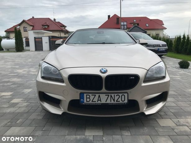 BMW Seria 6 Europa M6