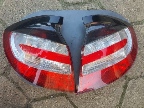 Mercedes W203 cupe lift lampy tylne