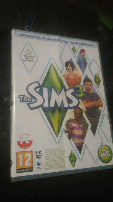 The Sims3-podstawa pc,pl