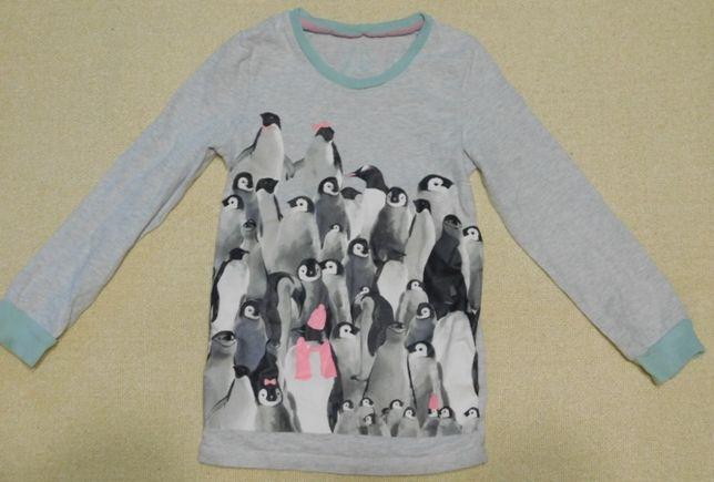 Лонгслив / футболка с длинным рукавом M&S на 5-6 лет