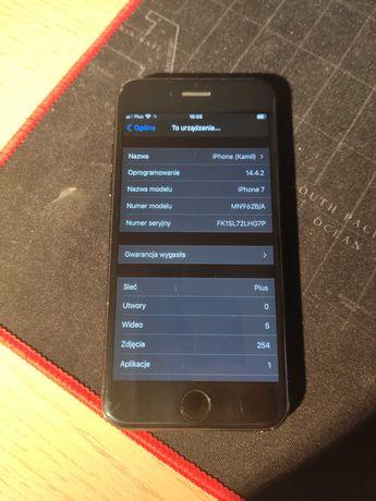 Iphone 7 Black 128GB w 100% sprawny |Bez blokad|Nie Naprawiany|Zamiana