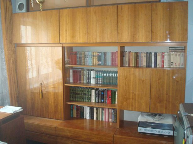 Стенка (кабинет) с письменным столом, Германия