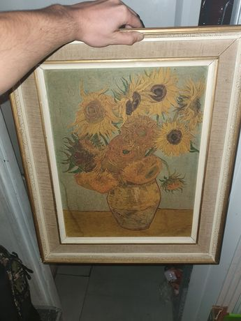 Vincent Van Gogh sloneczniki