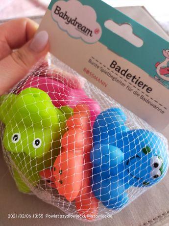 Nowe zabawki do kąpieli babydream