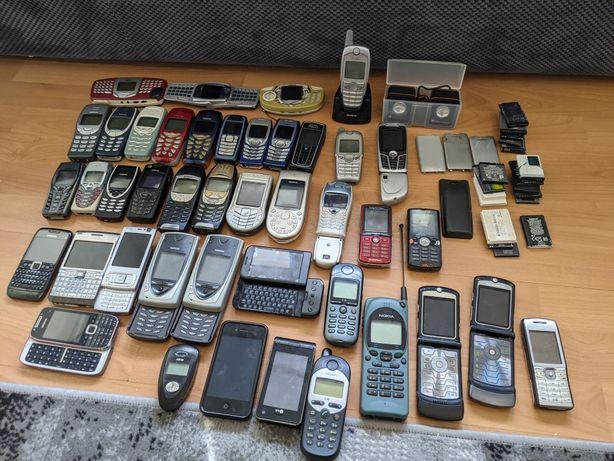 Nokia 6310i, 6800, 7650, 3300, 2110, i inne