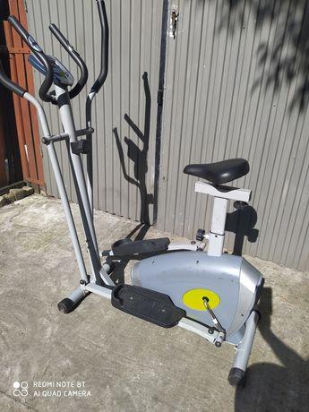 Orbitrek /rowerek stacjonarny 2w1
