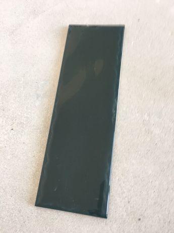 Płytki Cegiełka PARADYŻ butelkowa zieleń Porcelano Green Ondulato 9,8x