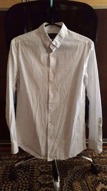 Koszula męska rozmiar 40 (S/M) slim fit