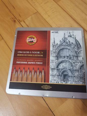 Ołówki 1504-KOH-NOOR 24