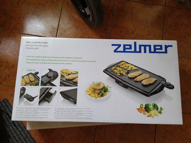 Електричний гриль Zelmer ZGE 0800