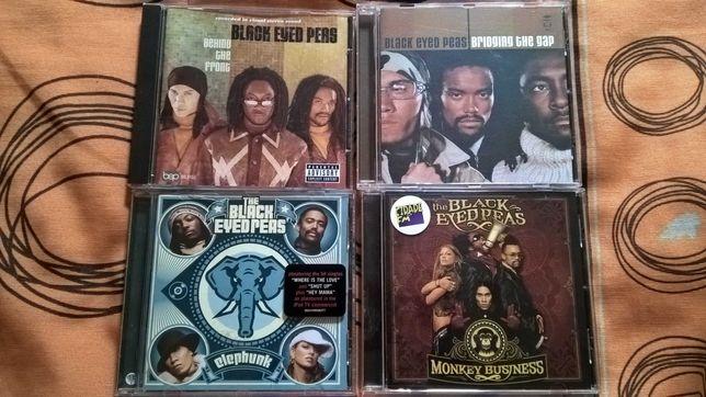CDs e DVDs - Black Eyed Peas