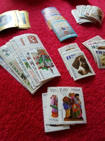 Znaczki pocztowe zamienię się