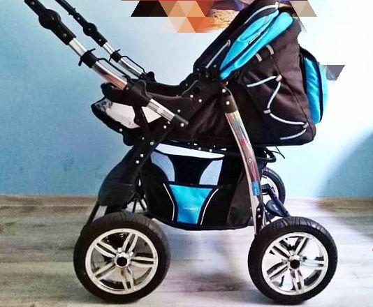 Sprzedam wózek baby merc Barycz - image 1
