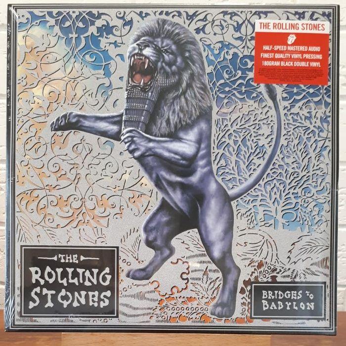 ROLLING STONES – Bridges To Babylon - 2xLP - Audiophile Quality - S/S Одесса - изображение 1