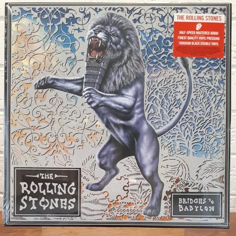 ROLLING STONES – Bridges To Babylon - 2xLP - Audiophile Quality - S/S
