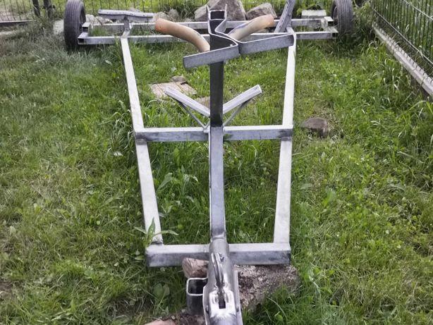 Wózek slipowy do wodowania żaglówek