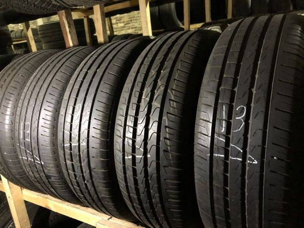 Шины бу 205/55R17 Pirelli Cinturato P7 2 или 4шт 5,5-6мм