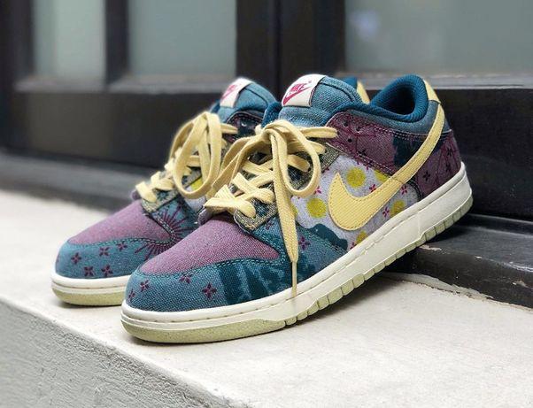 Кроссовки Nike Dunk SB Garden 39-45 в наличии Найк Данк