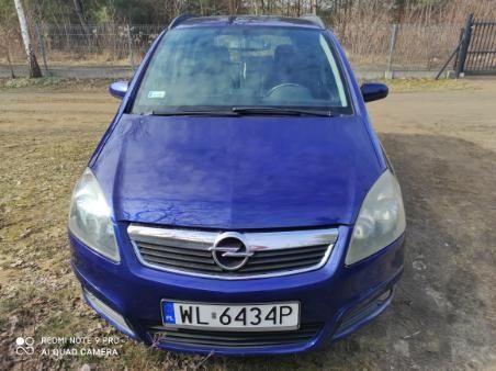 Opel Zafira B !Okazja!