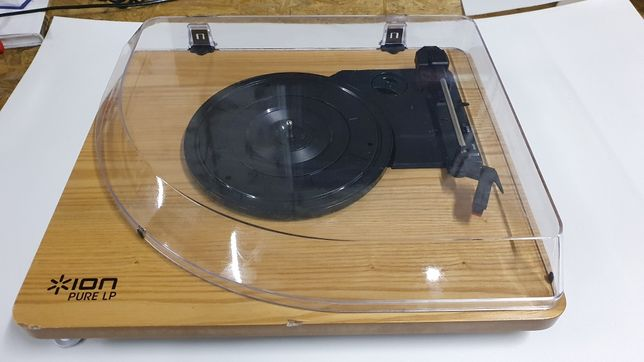 Ion pure lp gramofon adapter
