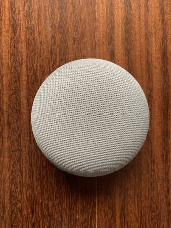 Assistente Virtual GOOGLE Nest Mini