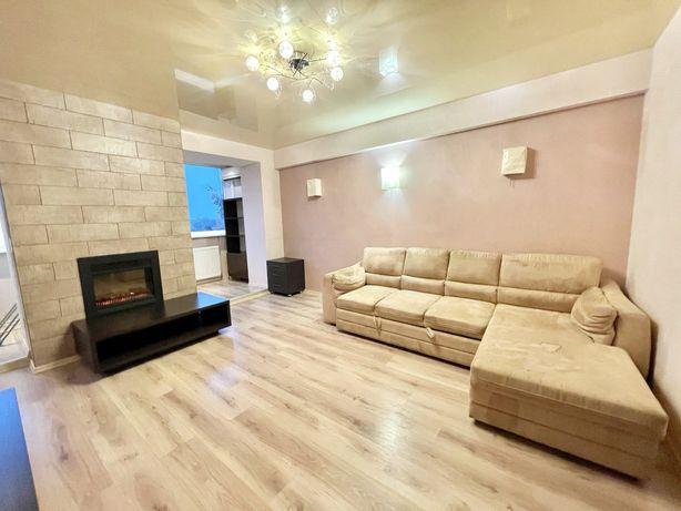 Эксклюзивная квартира с ремонтом мебелью и бытовой техникой