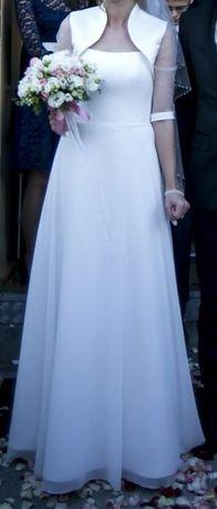 Suknia ślubna z salonu Agnes (rozmiar 36/38)