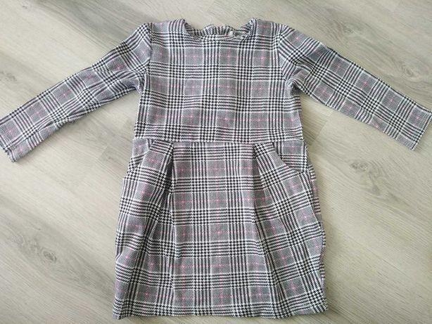 Sukienka rozm. 98/104 H&M