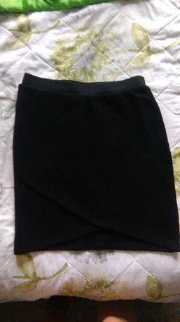 Spódniczka czarna Cropp XS