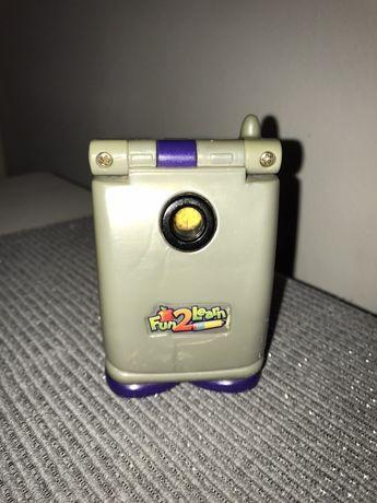 Grający telefon zabawkowy Fisher Price