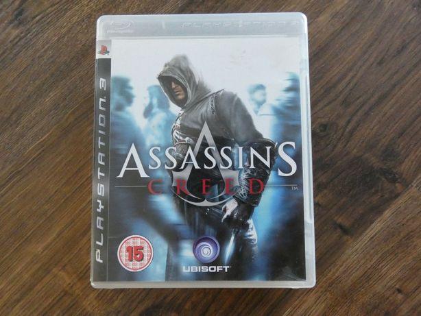 Gra Assassin's Creed na PS3