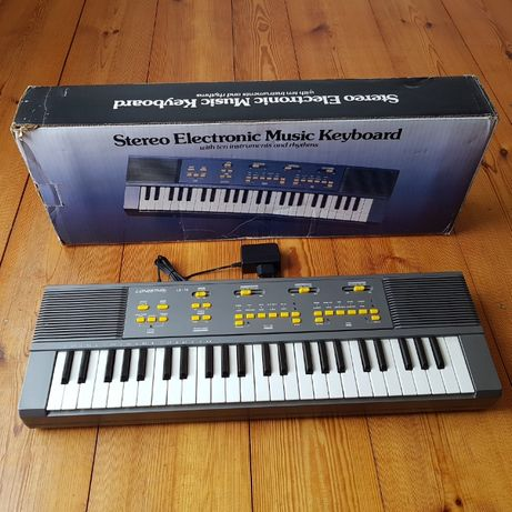 Stereo electronic keyboard Lonestar ls-18