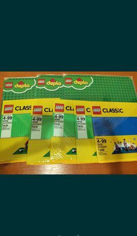 Строительная пластина платформа Lego Classic