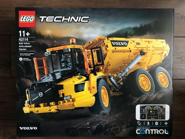 LEGO Technic 42114 Wozidło przegubowe Volvo 6x6 - NOWE